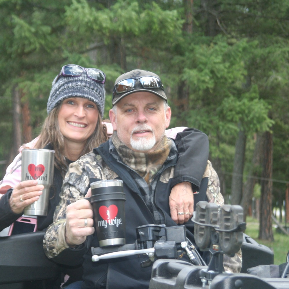 Keith and Debbie McCrary